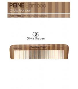 Peine Bambú Anti-Frizz Olivia Garden Mod. 2
