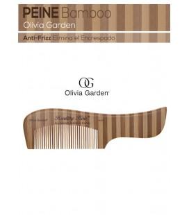 Peine Bambú Anti-Frizz Olivia Garden Mod. 3