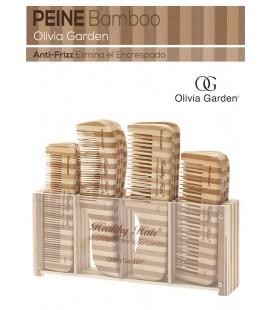 Expositor 16 peines Anti-Frizz Olivia Garden