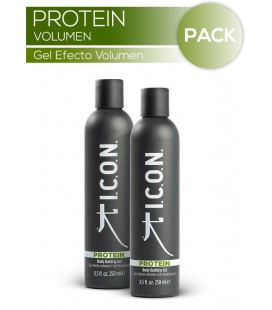 PACK 2xPROTEIN Gel Efecto Volumen