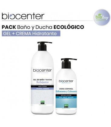 Pack Gel Baño y Ducha + Body Milk Relajante