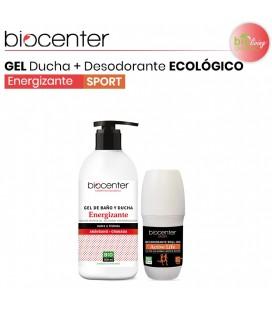 Pack Gym Sport Gel Baño y Ducha + Desodorante