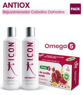 Pack Antioxidante Celular Reparador