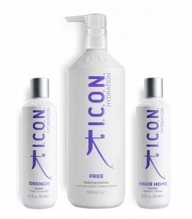 Pack Hidratación Free 1L