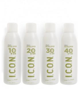 ICON Oxidante Cream Developer