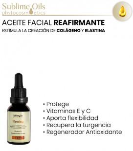 Aceite Facial Reafirmante