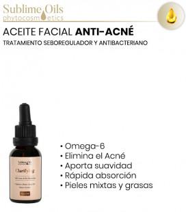 Aceite Facial Anti-Acné