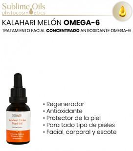 Aceite vegetal puro Melón Kalahari