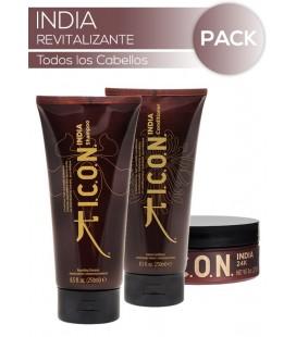 INDIA Trio Revitalizante 24k