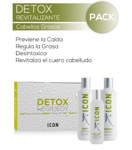 Pack Detox Rejuvenecedor Postonic