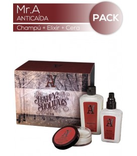 Pack Mr.A Anticaida