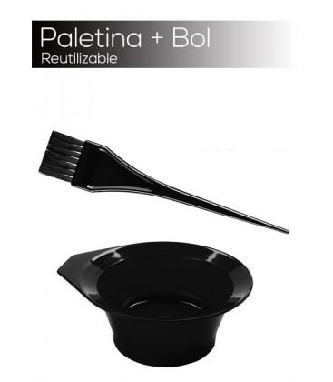 Paletina + Bol Reutilizable