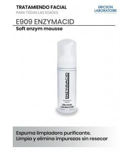 E909 Mousse Soft Enzym