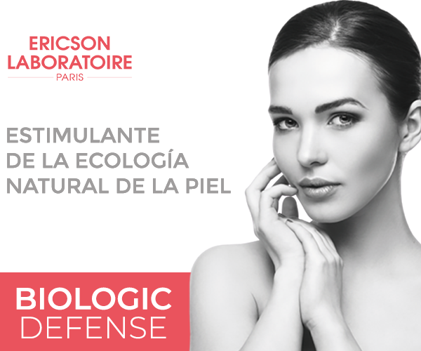 ERISCON LABORATOIRE - BIOLOGIC DEFENSE para todo tipo de pieles