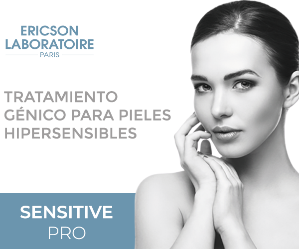 ERICSON LABORATOIRE - SENSITIVE PRO para pieles con problemas específicos