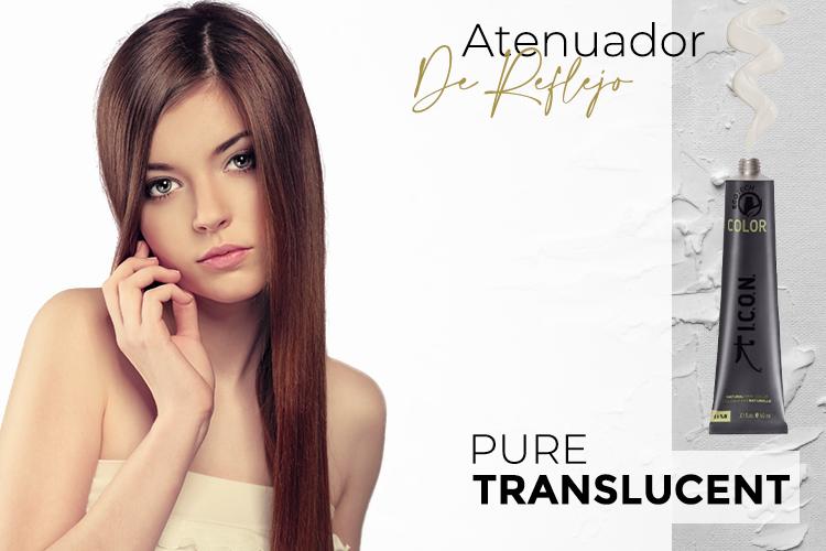 ICON Pure Translucent - Atenuador de Reflejo