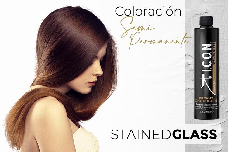 Tinte de coloración permanente ICON. Base Natural Reflejo .0