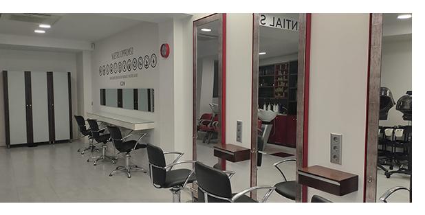 Nuestro salón de peluquería donde surgió la idea de ICON tienda Online